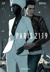 Couverture de l'album PARIS 2119 Paris 2119