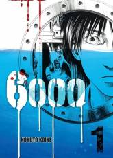 Couverture de l'album 6000 Tome #1 6000