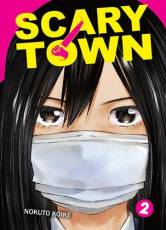 Couverture de l'album SCARY TOWN Tome #2 Volume 2