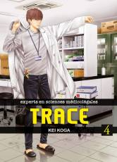 Couverture de l'album TRACE Tome #4 Volume 4
