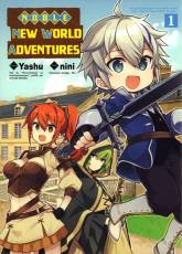 Couverture de l'album NOBLE NEW WORLD ADVENTURES Tome #1 Volume 1