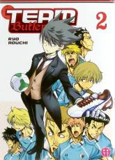 Couverture de l'album TEAM BUTLER Tome #2 Volume 2/2