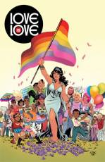 Couverture de l'album LOVE IS LOVE (VF) Love is love