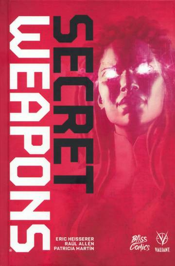 Couverture de l'album SECRET WEAPONS Secret Weapons