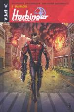 Couverture de l'album HARBINGER RENEGADE Tome #2 Massacre