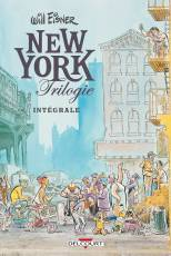 Couverture de l'album WILL EISNER INTEGRALE Tome #1 New York Trilogie