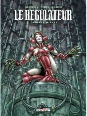 Couverture de l'album REGULATEUR (LE) Tome #Int.2 Tomes 4 à 6