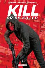 Couverture de l'album KILL OR BE KILLED Tome #2 Volume 2