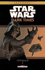 Couverture de l'album STAR WARS DARK TIMES Tome #1 Intégrale 1