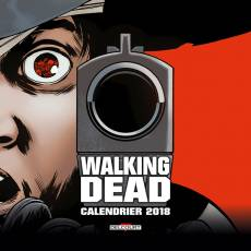 Couverture de l'album WALKING DEAD Calendrier 2018