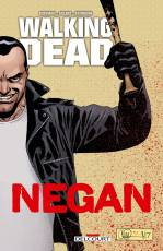Couverture de l'album WALKING DEAD Negan