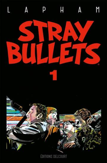 Couverture de l'album VF STRAY BULLETS Tome #1 Volume 1
