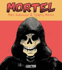 Couverture de l'album MORTEL Mortel