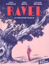 Couverture de l'album RAVEL, UN IMAGINAIRE MUSICAL Un imaginaire musical