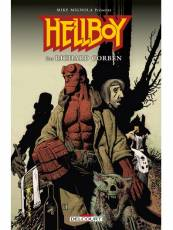 Couverture de l'album HELLBOY Tome #HS.1 Edition Speciale Richard Corben