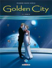 Couverture de l'album GOLDEN CITY Tome #13 Amber
