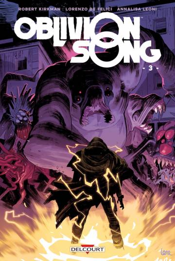 Couverture de l'album OBLIVION SONG Tome #3 Volume 3