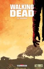 Couverture de l'album WALKING DEAD Tome #33 Epilogue