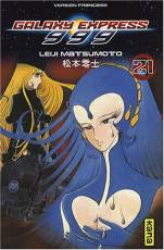 Couverture de l'album GALAXY EXPRESS 999 Tome #21 Volume 21