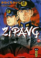 Couverture de l'album ZIPANG Tome #18 Volume 18