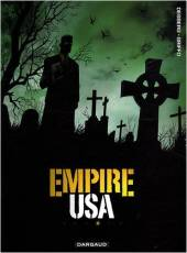 Couverture de l'album EMPIRE USA Tome #4 Episode 4