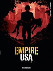 Couverture de l'album EMPIRE USA Tome #5 Episode 5