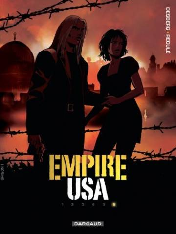 Couverture de l'album EMPIRE USA Tome #6 Episode 6