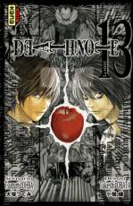 Couverture de l'album DEATH NOTE Tome #13 How to read
