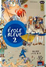 Couverture de l'album ECOLE BLEUE Tome #2 Volume 2