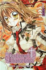 Couverture de l'album GENTLEMEN'S ALLIANCE CROSS (THE) Tome #1 Volume 1