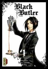 Couverture de l'album BLACK BUTLER Tome #1 Volume 1