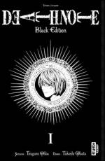 Couverture de l'album DEATH NOTE Tome #1 Black Edition