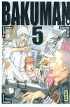 bande-dessinée, BAKUMAN #5, Anthologie et album