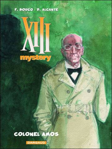Couverture de l'album XIII MYSTERY Tome #4 Colonel Amos
