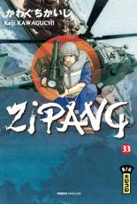 Couverture de l'album ZIPANG Tome #33 Volume 33