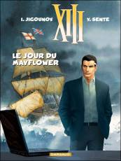 Couverture de l'album XIII Tome #20 Le jour du Mayflower