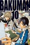 bande-dessinée, BAKUMAN #10, Expression et imagination