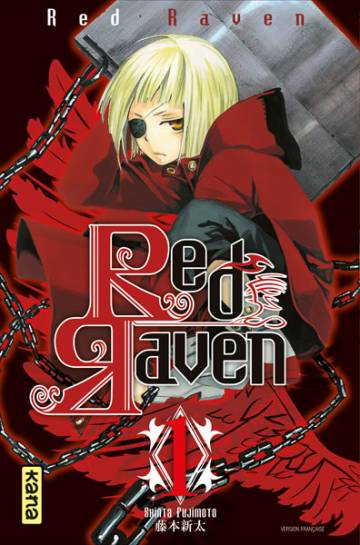 Couverture de l'album RED RAVEN Tome #1 Volume 01