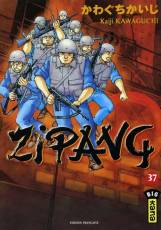Couverture de l'album ZIPANG Tome #37 Volume 37