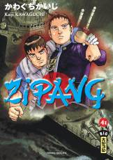 Couverture de l'album ZIPANG Tome #41 Volume 41
