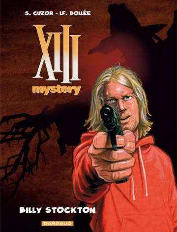 Couverture de l'album XIII MYSTERY Tome #6 Billy Stockton