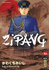 Couverture de l'album ZIPANG Tome #42 Volume 42