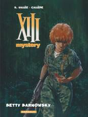 Couverture de l'album XIII MYSTERY Tome #7 Betty Barnowsky