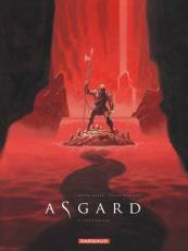 Couverture de l'album ASGARD L'Integrale