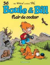 Couverture de l'album 2 BOULE ET BILL Tome #36 Flair de cocker