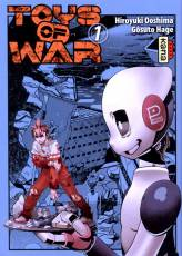 Couverture de l'album TOYS OF WAR Tome #1 Volume 1