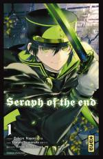 Couverture de l'album SERAPH OF THE END Tome #1 Seraph of the End Tome 1