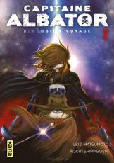 Couverture de l'album CAPITAINE ALBATOR : DIMENSION VOYAGE Tome #2 Tome 2