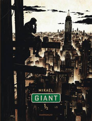 Couverture de l'album GIANT Tome #1 Tome 1