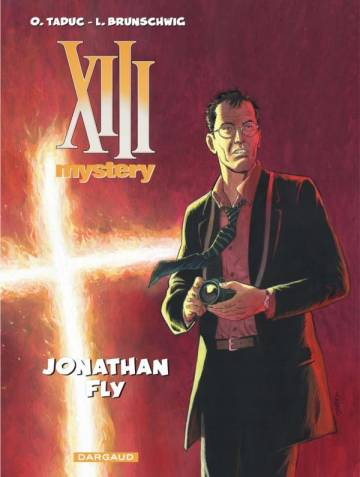 Couverture de l'album XIII MYSTERY Tome #11 Jonathan Fly